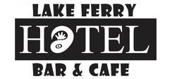 lake ferry hotel logo