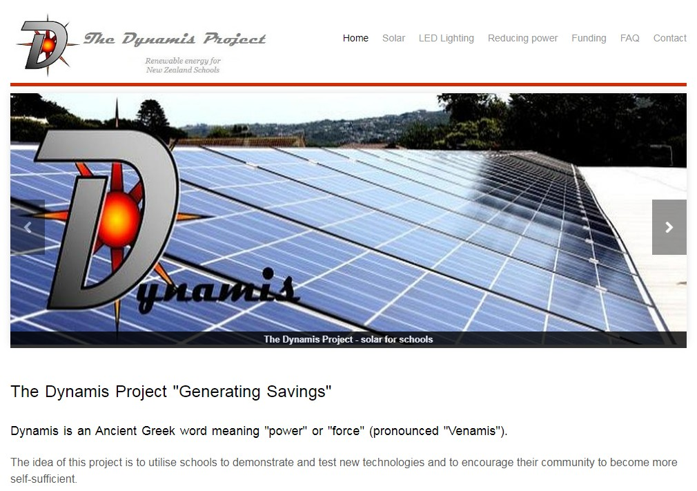 The Dynamis Project web