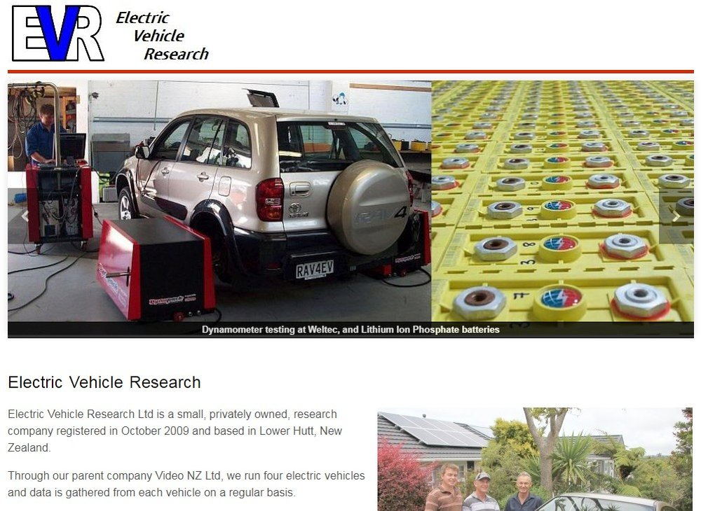 Electric Vehicle Research