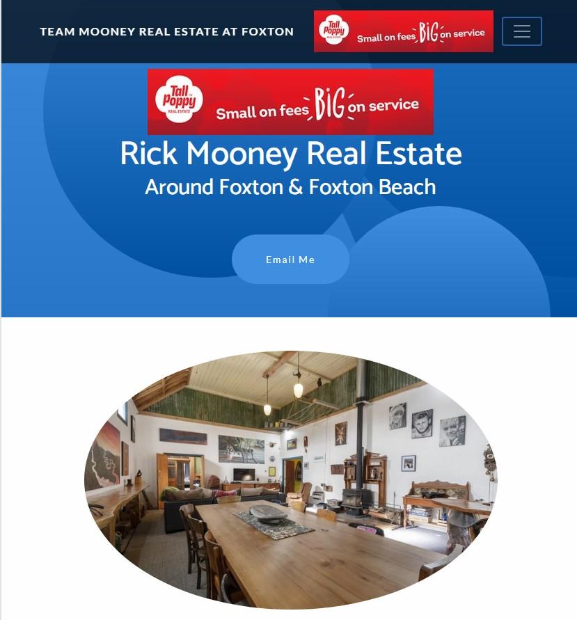 Foxton Real Estate screen